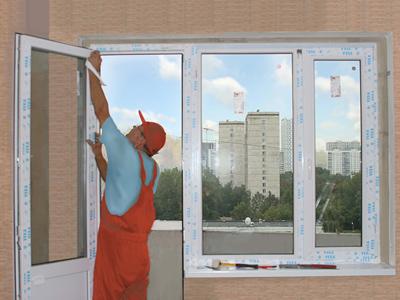 Як встановити пластикове вікно?